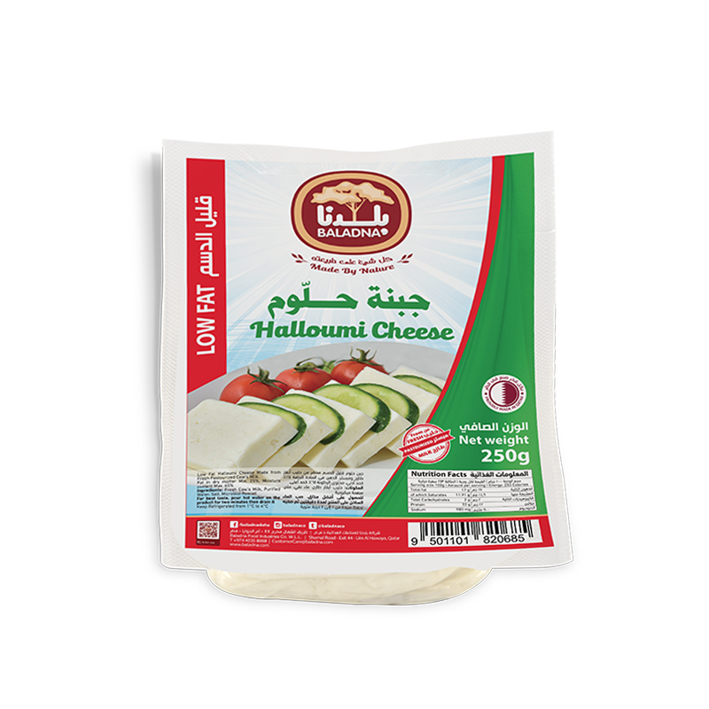 Halloumi Cheese Low Fat Baladna