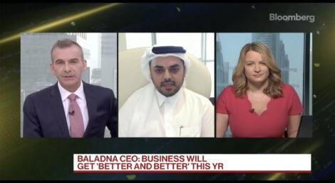 Ramez Al Khayyat on Bloomberg News
